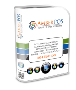 AmberPOS Software Box