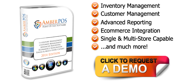 AmberPOS Point of Sale Software