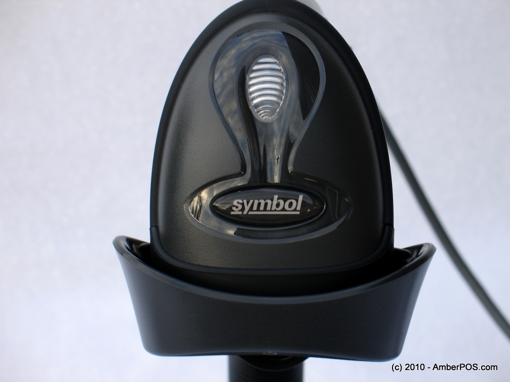 Symbol Ls2208 Laser Barcode Scanner Amberpos